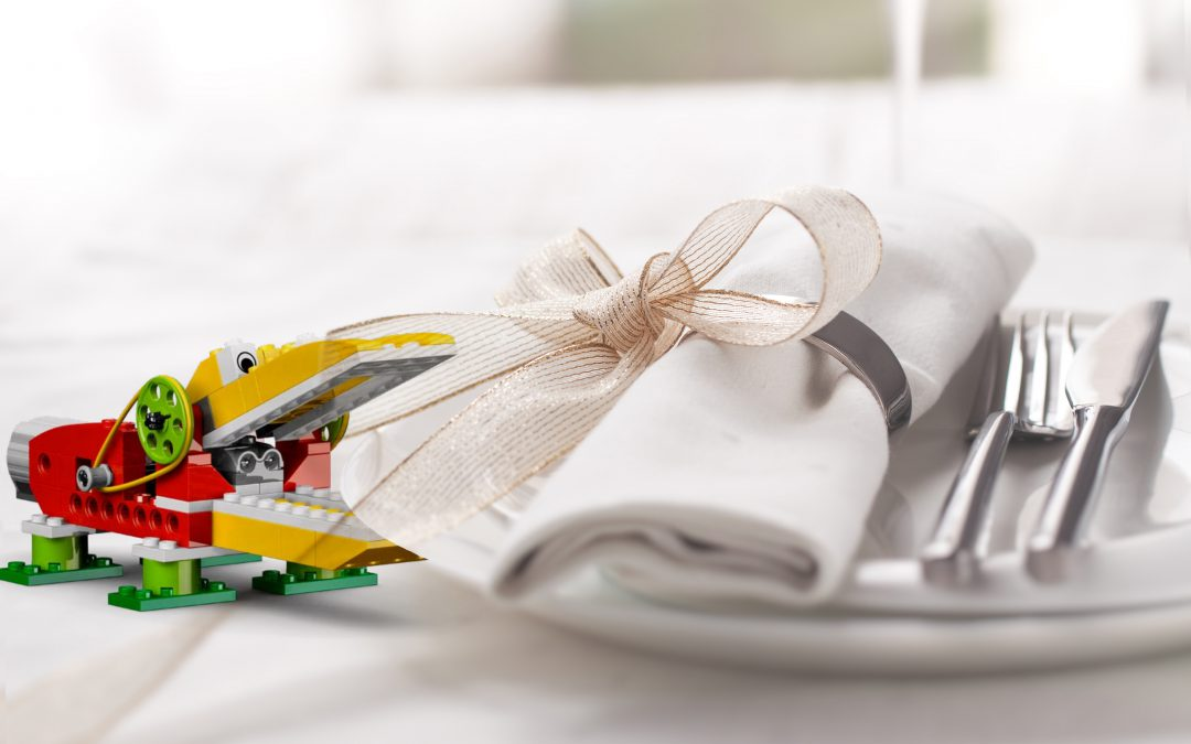 Talleres de robótica para bodas y comuniones