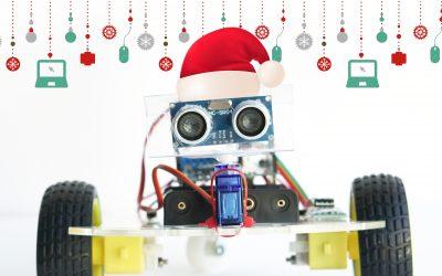 Disfruta de estas Navidades jugando con Crea y programa