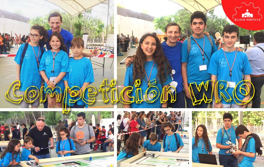 World Robot Olympiad 2019 – España