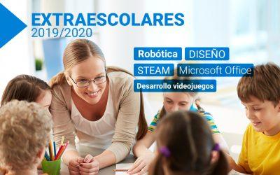 Robótica y tecnología en tu colegio | Amplía la oferta de extraescolares