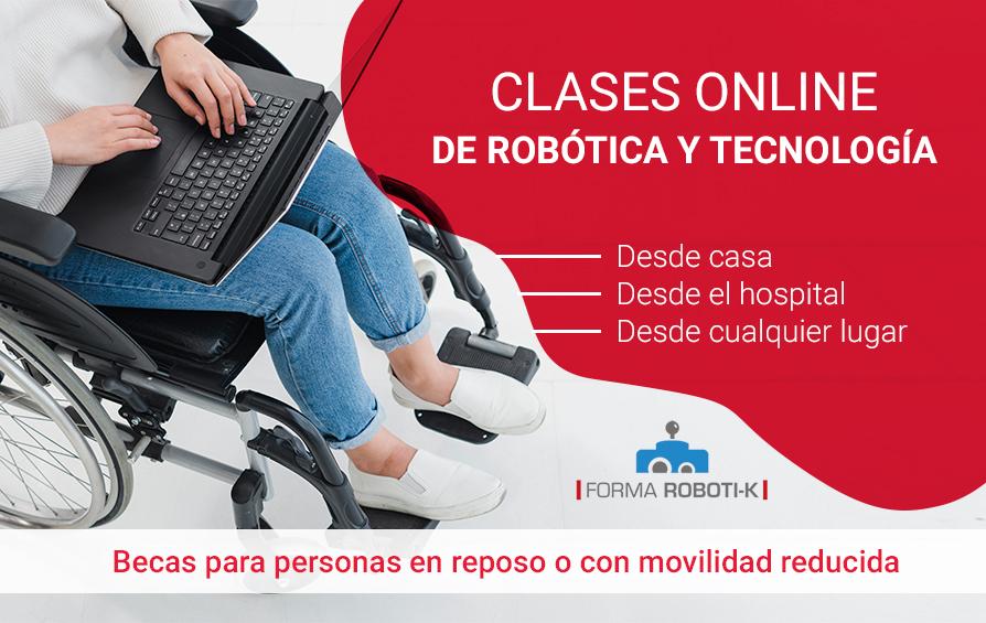 CURSOS ONLINE | sigue aprendiendo desde casa u hospital