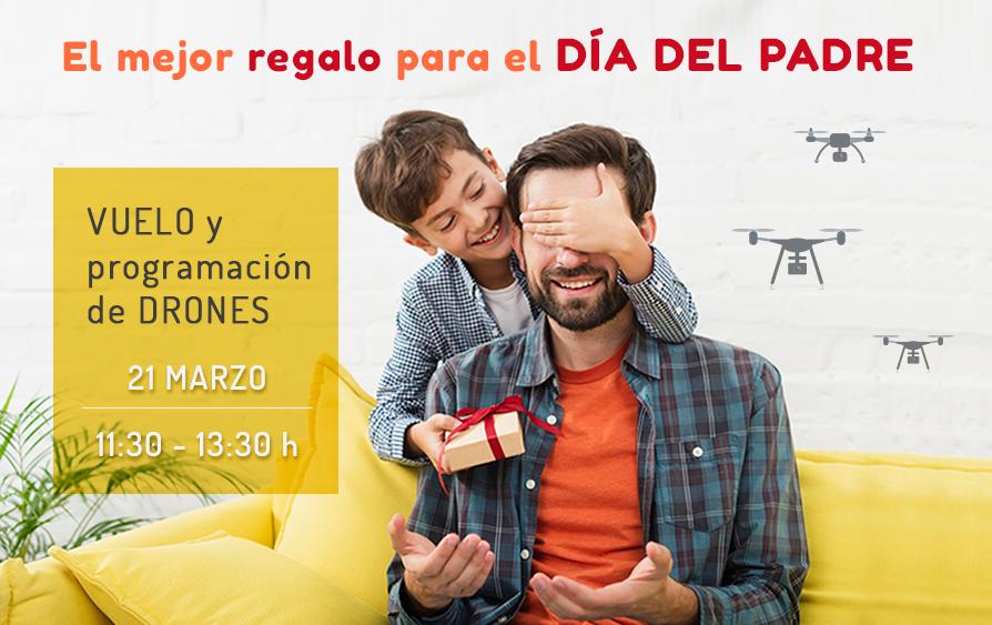 Regalo día del padre | Vuelo y programación de drones
