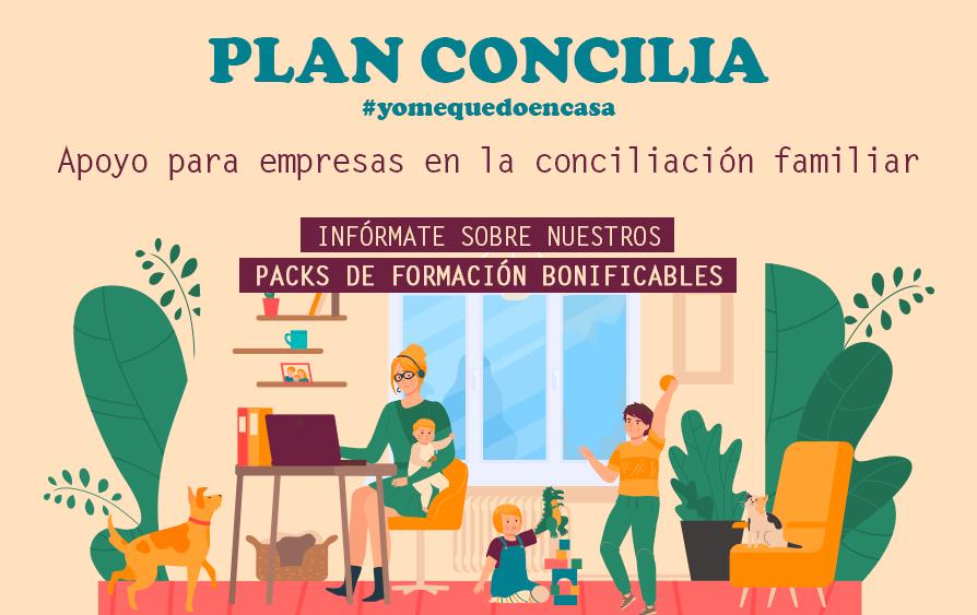 Apoyo para empresas en la conciliación familiar | Formación bonificable