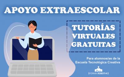 Apoyo escolar gratuito   Tutorías virtuales