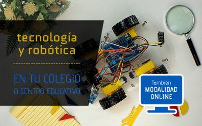 Extraescolares tecnológicas colegios | Te ayudamos