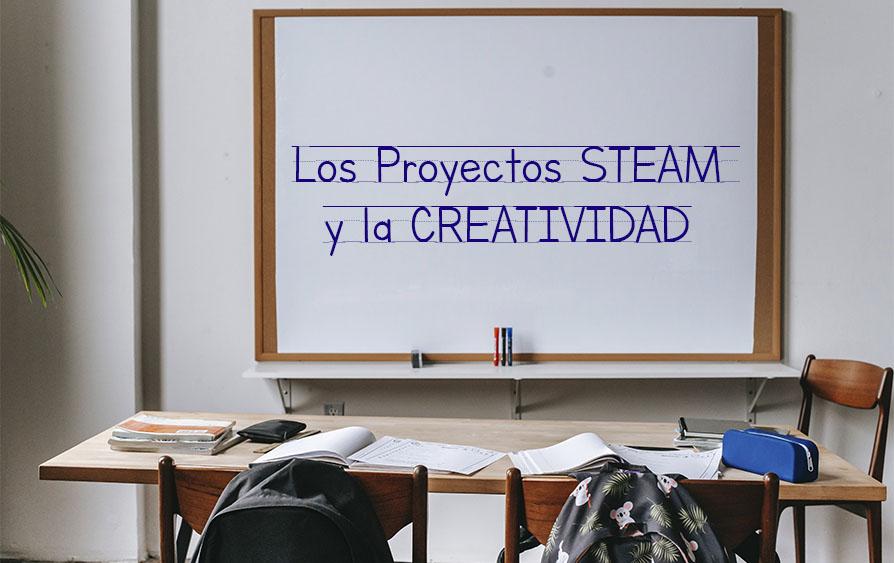 Robótica y Proyectos STEAM para la mejora de la creatvidad