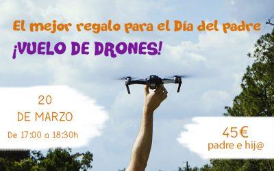 El mejor regalo para el día del padre   Vuelo y programación de drones